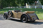 1934 Alvis  SB Firefly Tourer  Chassis no. 16030 Engine no. 11541