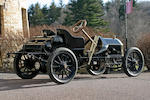 1908 Isotta Fraschini Tipo FENC Semi Racer  Chassis no. 6023 Engine no. 10