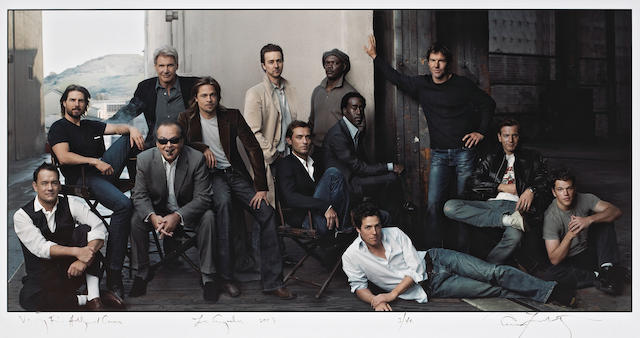 Annie Leibovitz (American, born 1949); Alpha List, Hollywood;