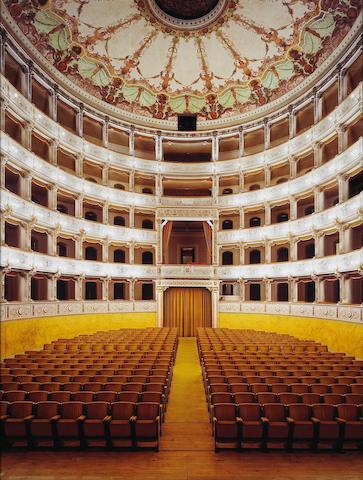 Doug Hall (American, born 1944); Teatro Comunale Verdi, Pisa;