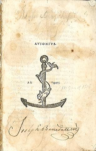 AUSONIUS, DECIMUS MAGNUS.