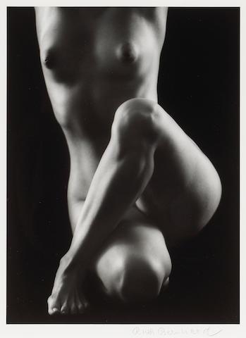 Ruth Bernhard (American, 1905-2006); Crossover;