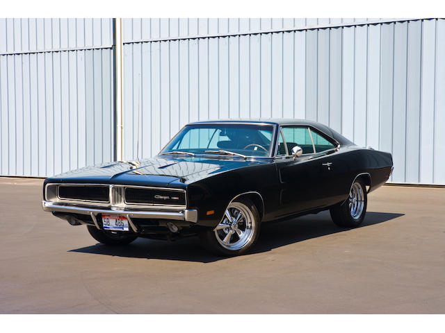 1969 Dodge Charger Coupe  Chassis no. XP29H9G171353