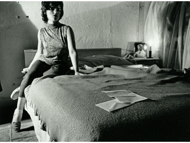 Cindy Sherman (American, born 1954) Untitled Film Still #33, 1979 8 x 10in (20.3 x 25.4cm)