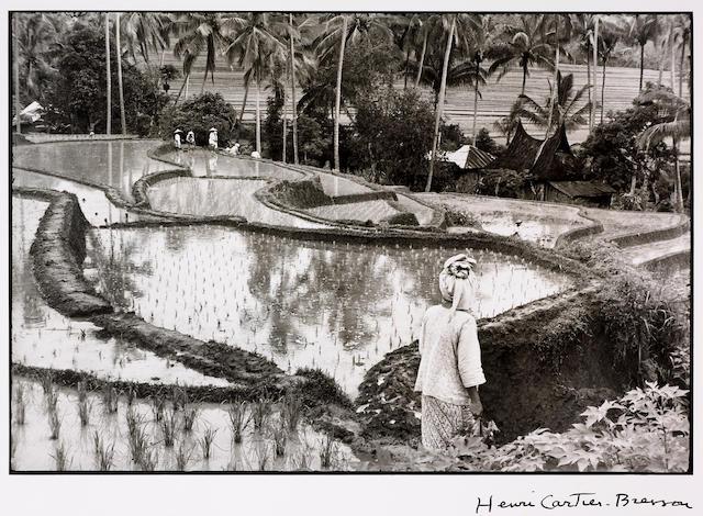 Henri Cartier-Bresson (French, 1908-2004); Sumatra, Indonesia;