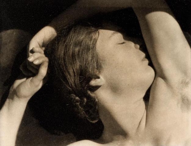 Dorothea Lange (American, 1895-1965); Nude;