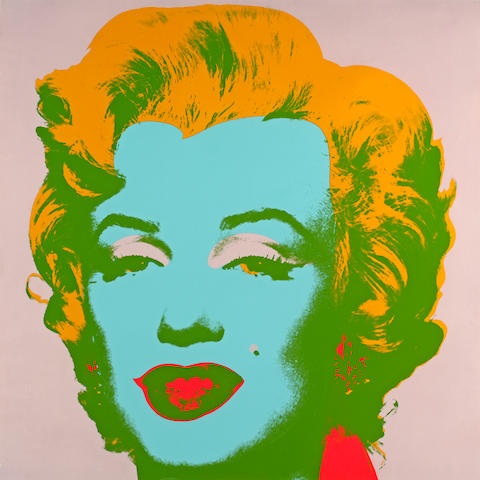 (n/a) Andy Warhol (American, 1928-1987); Marilyn Monroe;