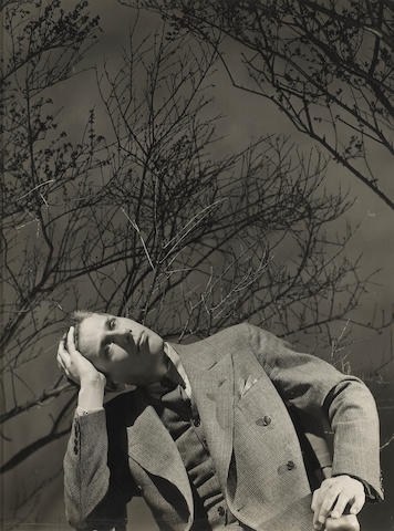 George Platt Lynes (American, 1907-1955); Portrait of Paul Cadmus;