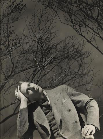 George Platt Lynes (American, 1907-1955); Portrait of Paul Cadmus;