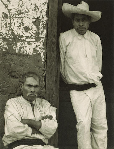 Paul Strand (American, 1890-1976); The Mexican Portfolio;