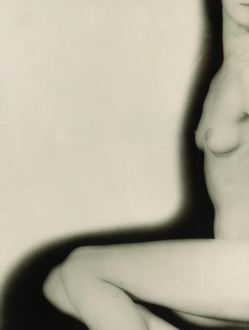 Man Ray (American, 1890-1976); Nusch Eluard;
