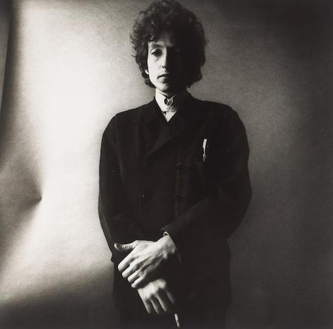 "Jerry Schatzberg (American, born 1927); Boy Dylan ""Musician/Poet"";"