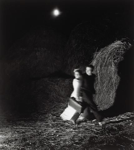 Robert Doisneau (French, 1912-1994); La Fuite des Mariés;