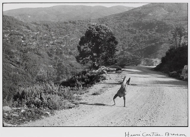Henri Cartier-Bresson (French, 1908-2004); Epirus, Greece;