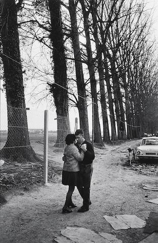 Gilles Peress (French, born 1929); La Couple;