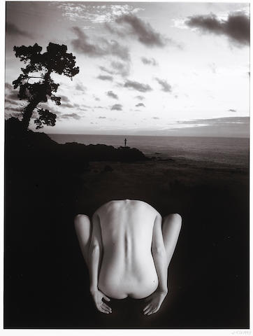Jerry Uelsmann (American, born 1934); Untitled;