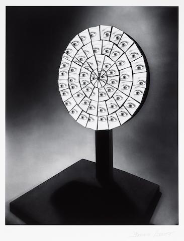 Berenice Abbott (American, 1898-1991); Parabolic Mirror;