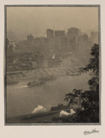 (n/a) Sigismund Blumann (American, 1872-1956); Pictorial Landscapes; (11)