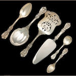 Sterling Francis I Flatware Set by Reed & Barton