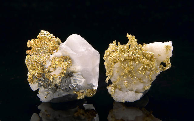 Two Gold Specimens
