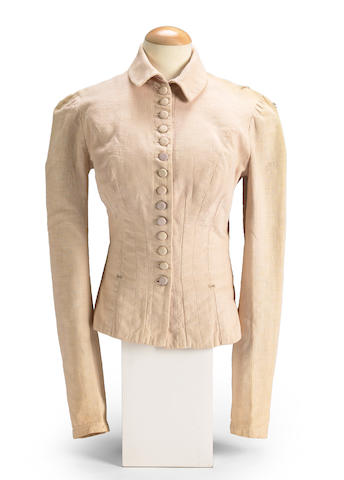 "A Vivien Leigh fitted blouse from ""Gone with the Wind"""