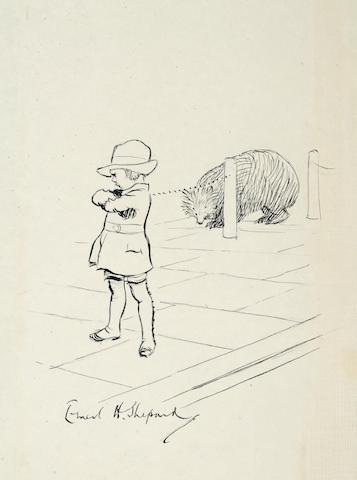 MILNE, ALAN ALEXANDER. 1882-1956.