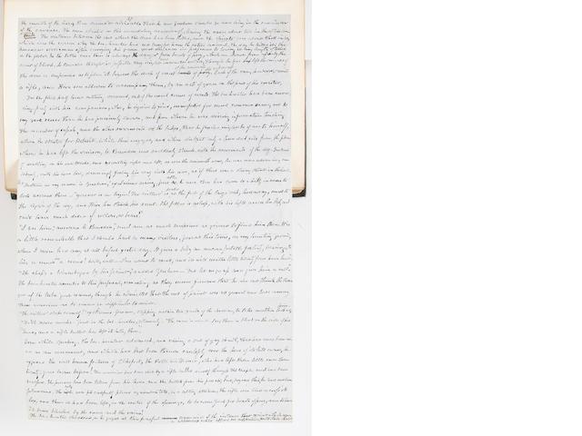 COOPER, JAMES FENIMORE.  1789-1851.