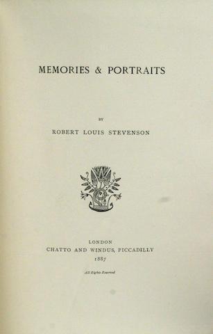 STEVENSON, ROBERT LOUIS.