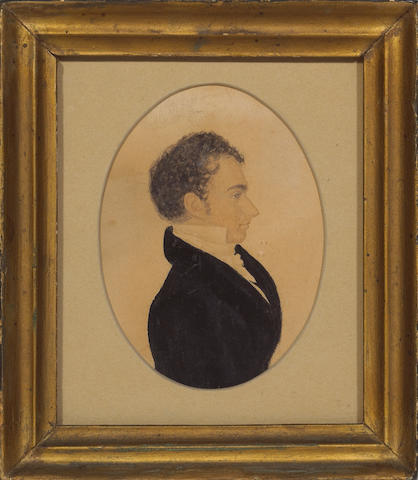 Attributed to Rufus Porter (1792-1884)