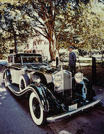 c.1933 Rolls-Royce Phantom II Sedanca de Ville  Chassis no. 220 AMS Engine no. U65J