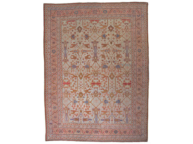 A Bakshaish carpet Northwest Persia, size approximately 10ft. 7in. x 14ft. 2in.