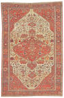 A Fereghan Sarouk carpet Central Persia, size approximately 6ft. 3in. x 9ft. 7in.