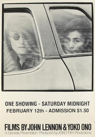 Films By John Lennon & Yoko Ono