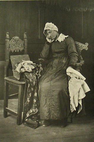 Alfred Stieglitz (American, 1864-1946); Meditation;