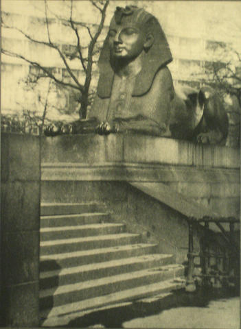 Alvin A. Coburn, On the Embankment, 1909