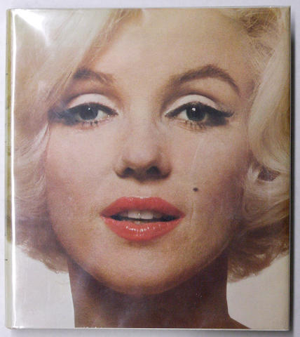 A Marilyn Monroe group of first edition hardcover biographies, 1960s-1980s