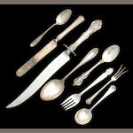 Sterling Flatware Group