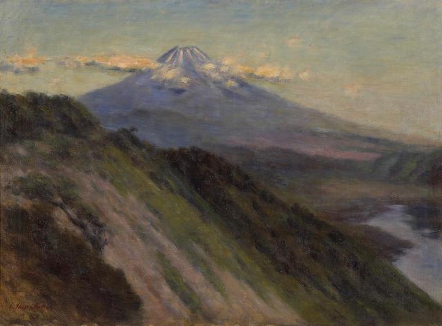 Ikunosuke Shirataki (1873-1961) Mt. Fuji