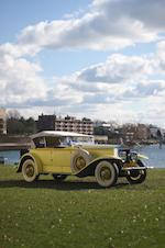 c.1928 Rolls-Royce Phantom I Ascot Tourer  Chassis no. S304 KP Engine no. 20048