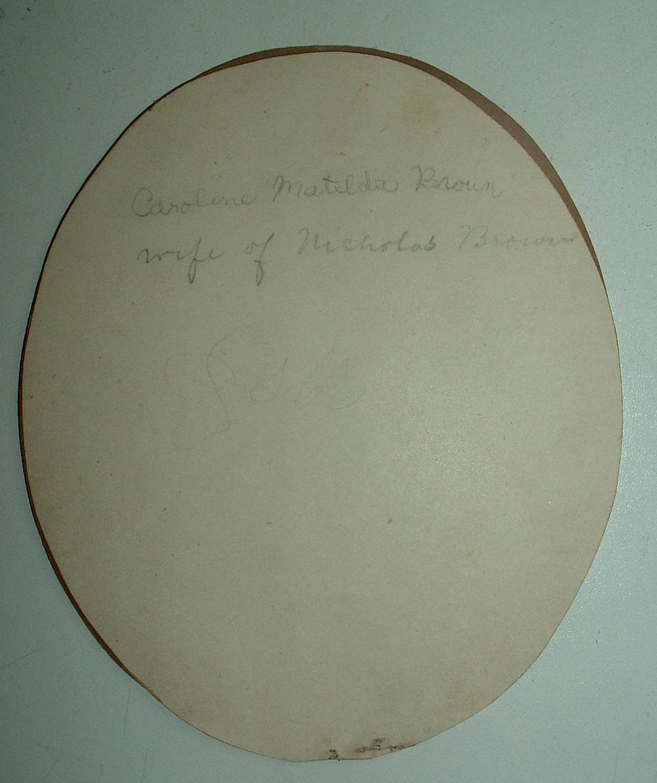 Jane Anthony Davis (1821-1855)