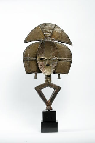 A Fine Kota figure, Mbulu Ngulu