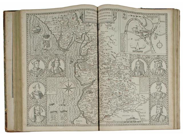 SPEED, JOHN. 1552-1629.