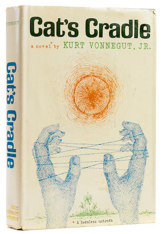 Vonnegut, Kurt. CAT'S CRADLE.