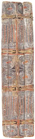 An Arawe shield