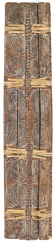 An Arawe shield