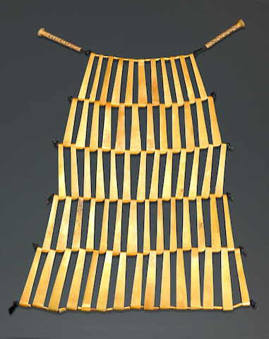 A Sinu gold breastplate