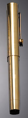 OMAS: Collezione Guglielmo Marconi One Hundred Years of Radio 18 K Gold Limited Edition Fountain Pen