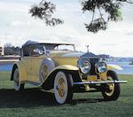 As featured in the 'Great Gatsby',1929 Rolls-Royce Phantom I Ascot Tourer  Chassis no. S304 KP Engine no. 20048