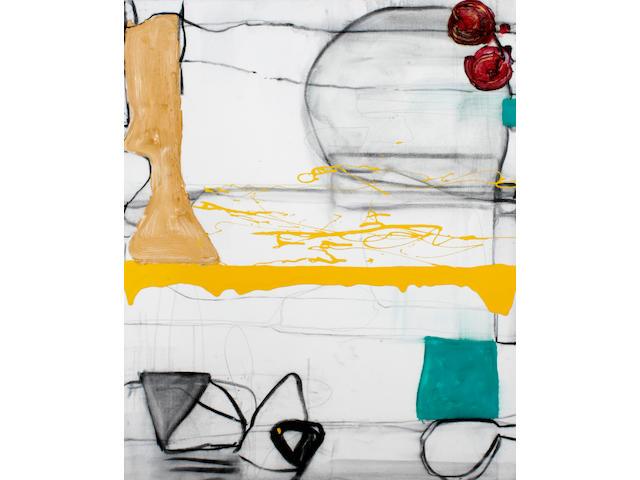 Tom Savage (American, born 1953) Tumble, 2000 46 x 36in