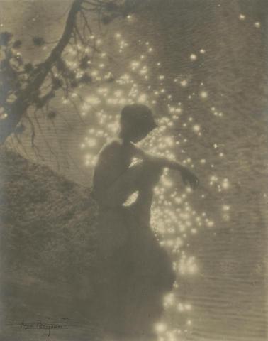 Anne W. Brigman (American, 1869-1950); Star Dust;